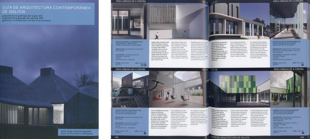 Publicaci n en la gu a de arquitectura contempor nea de for Estudio de arquitectura en ingles