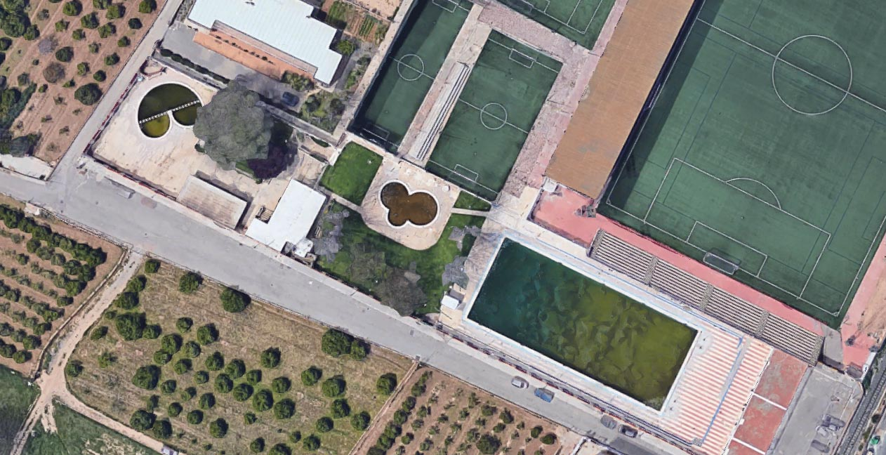 Noticias iglesias veiga arquitectos - Piscinas municipales valencia ...